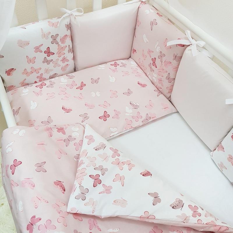 Комплект Маленька соня Baby Метелики №49 стандарт/овал 6предметов дитячий арт.0220222
