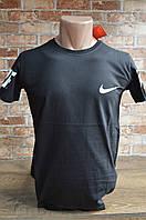 5051-Мужская футболка Nike-2020-чёрная, фото 1