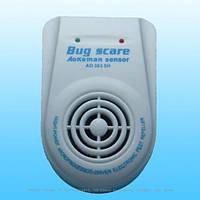 Универсальный отпугиватель вредителей Bug Scare Aokeman Sensor АО 303