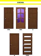 Дверные блоки из дерева. Производитель.
