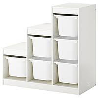 Комбинация для хранения IKEA TROFAST-14 (290.428.77)