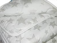 Одеяло Leleka-textile Био-пух Премиум двуспальное 172*205 см микрофибра/искусственный лебяжий пух теплое М13