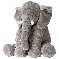 Мягкая игрушка слон 40см