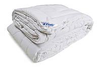 Одеяло Руно Дуэт Евро 200*220 см микрофибра/силиконовое волокно теплое белое арт.322.52ДУЭТ