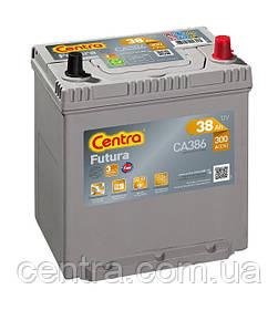 Автомобильный аккумулятор Centra 6СТ-38 FUTURA (CA386)  Asia