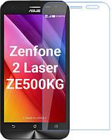 Защитное стекло для ASUS Zenfone 2 Laser ZE500KG