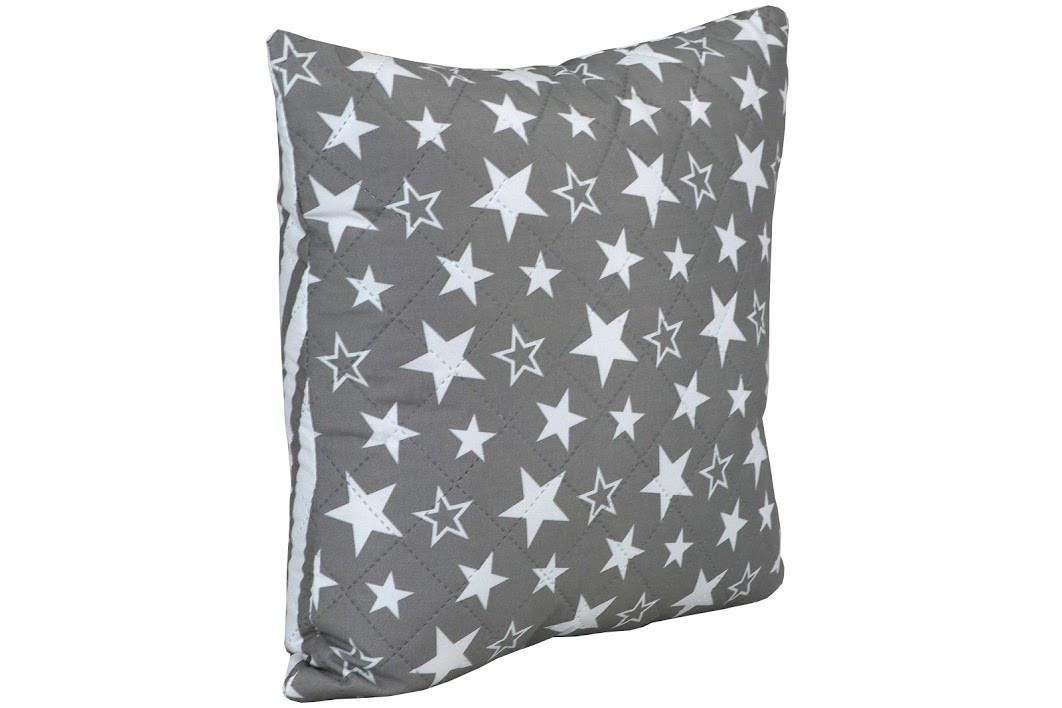 Подушка декоративная Руно Star 40*40 см микрофибра/силиконовые шарики арт.311.52_star