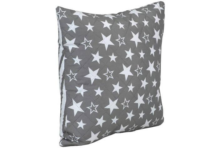 Подушка декоративная Руно Star 40*40 см микрофибра/силиконовые шарики арт.311.52_star, фото 2