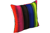 Подушка декоративная Руно Pencils 50*50 см сатин/силиконовые шарики арт.306.137Pencils