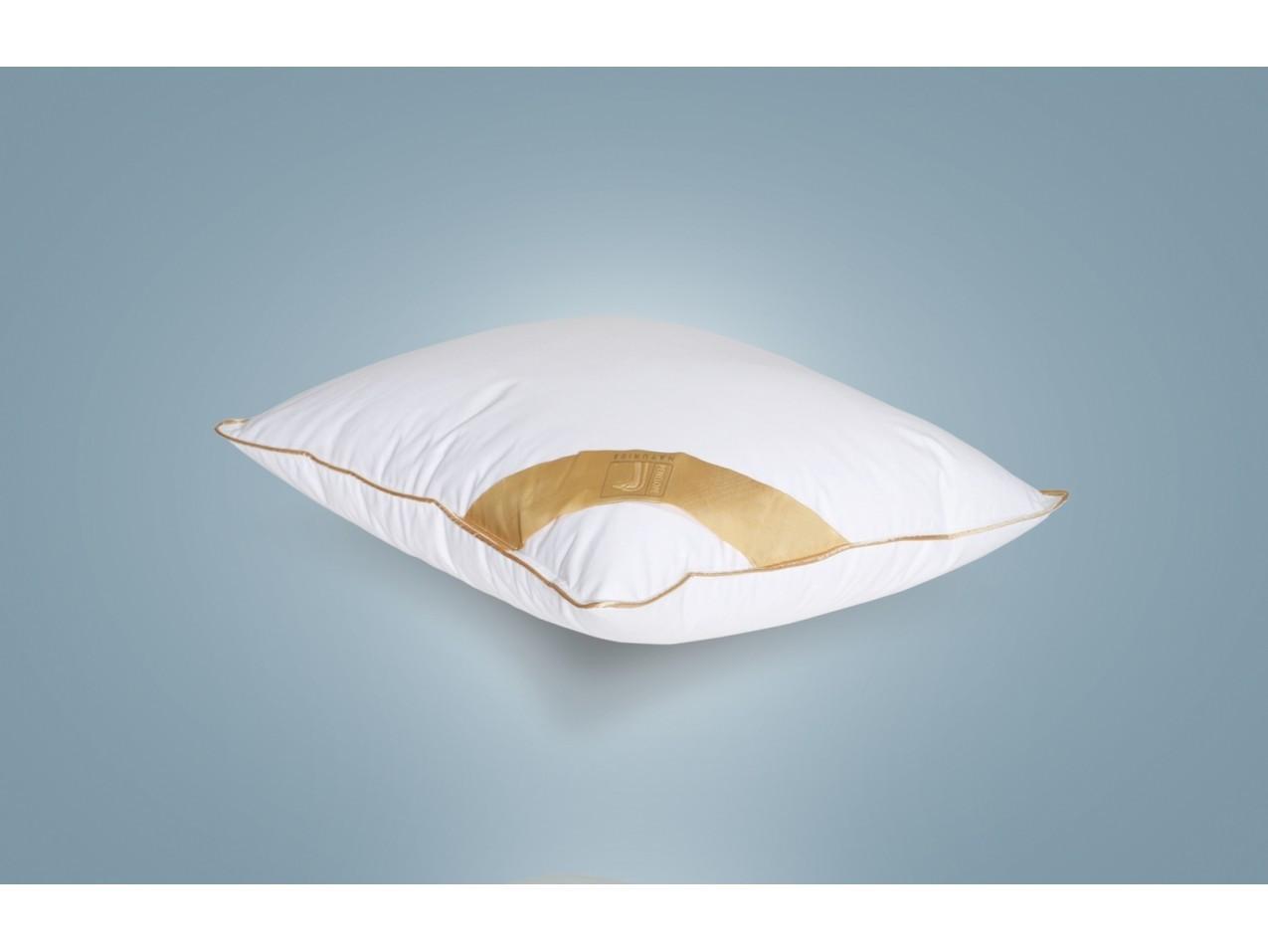 Подушка детская Arya Penelope Gold 35*45 см хлопок/30%перо/70%-пух арт.1400189
