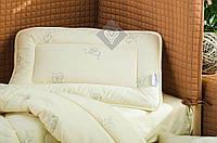 Подушка для новорожденных Ideia Baby Wool 40*60 см микрофибра/шерстепон арт.8-11046