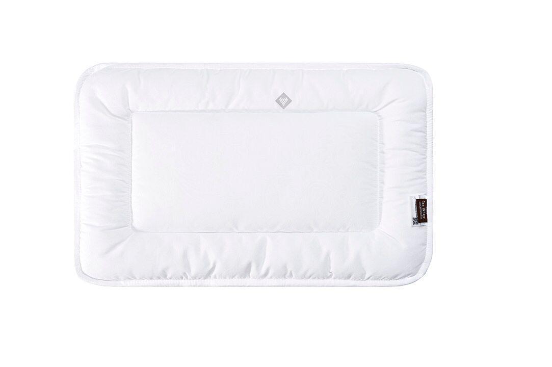 Подушка для новорожденных Ideia Baby 40*60 см микрофибра/антиаллергенное волокно арт.8-09743