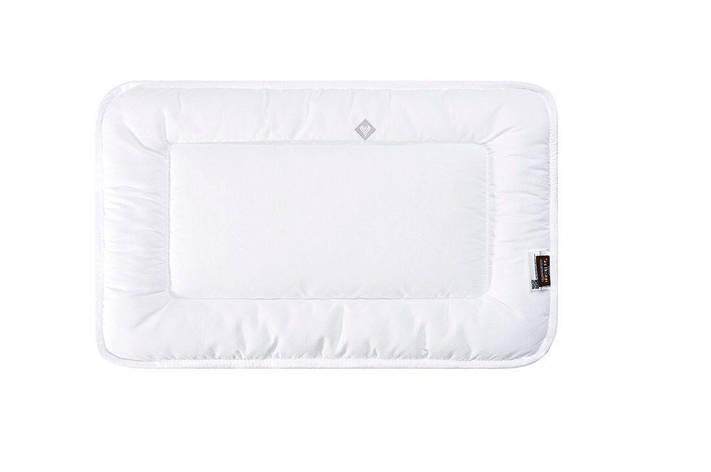 Подушка для новорожденных Ideia Baby 40*60 см микрофибра/антиаллергенное волокно арт.8-09743, фото 2
