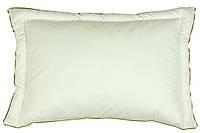 Подушка детская Руно Golden Swan 40*60 см тик/искусственный лебяжий пух с кантом арт.309.29ЛПУ GOLDEN SWAN