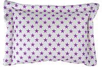 Подушка детская Руно Звездочка 40*60 см сатин/силиконовые шарики арт.309.137Зірочка