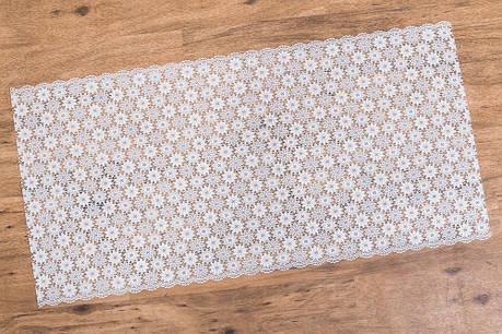 Скатерть-дорожка LiMaSo 50*100 см виниловая арт.NPV01.50х100, фото 2