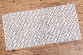 Скатерть-дорожка LiMaSo 50*150 см виниловая арт.NPV01.50х150