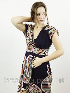 Платье женское шифоное  Бабочка(38)р Nysense Франция 6390
