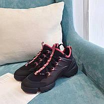 """Кроссовки Dior D-Connect """"Черные"""", фото 3"""