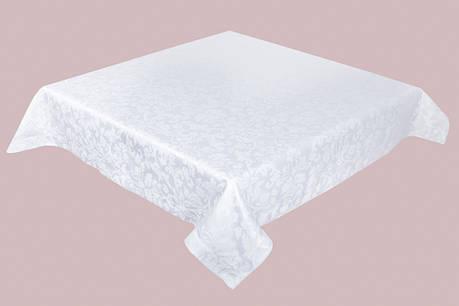 Скатерть LiMaSo 150*300 см полиэстер белая арт.SKC06B.150х300, фото 2