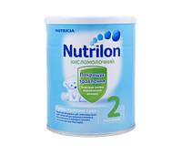Смесь молочная сухая Nutrilon Кисломолочный 2 6м+ 400г Nutricia 125591