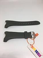 Ремешок на часы Skmei 1405 Зеленые БЕЗ НАЛОЖКИ!, фото 1