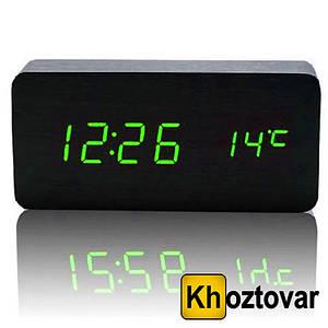 Электронные настольные часысподсветкойVST-862-1|VST-862-4