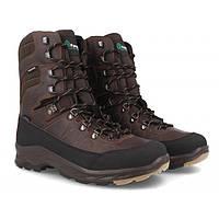 Мужские ботинки Forester Karelia 13749-8 коричневые