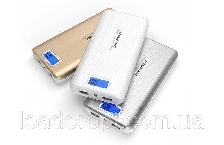 [ОПТ] Универсальный внешний аккумулятор Power Bank PINENG PN999 20000mAh