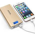 [ОПТ] Универсальный внешний аккумулятор Power Bank PINENG PN999 20000mAh, фото 8