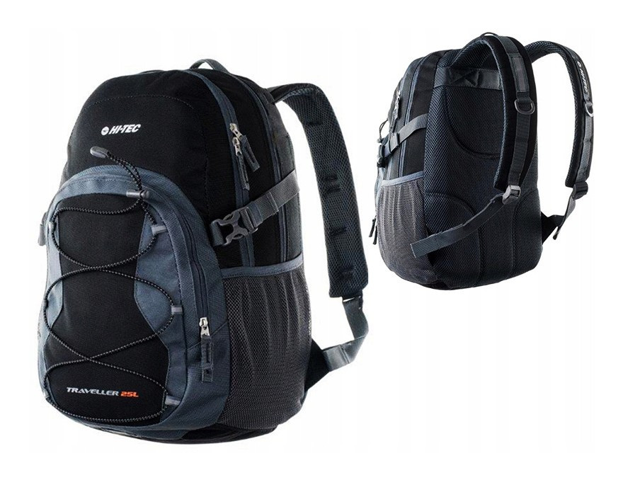 Рюкзак туристичний HI-TEC TRAVELLER 25 L