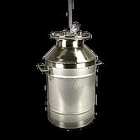Автоклав из нержавейки Калиновский на 24 пол литровых банки для домашней консервации тушенки