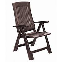 Кресло Gold коричневое