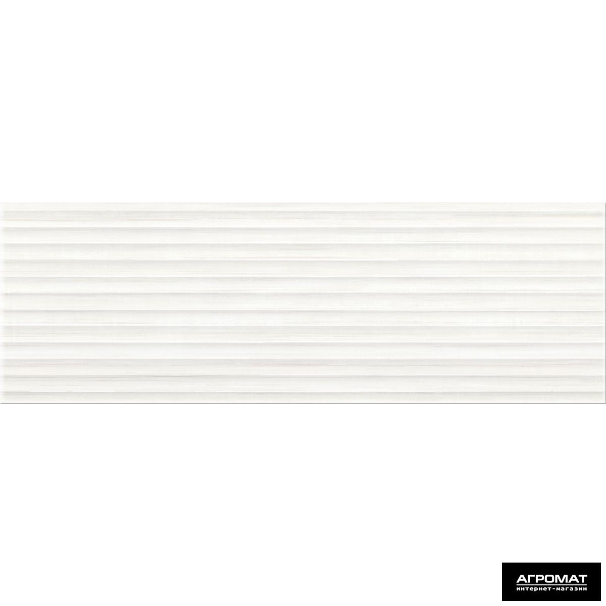 Плитка облицовочная Opoczno Elegant Stripes STRIPES WHITE STR