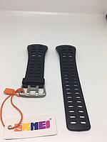 Ремешок на часы Skmei 1254 Черный, фото 1