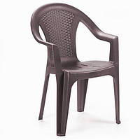 Крісло Ischia коричневе Італія