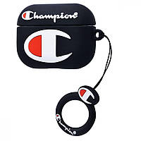 Young Style Silicone Case for AirPods Pro champion_black
