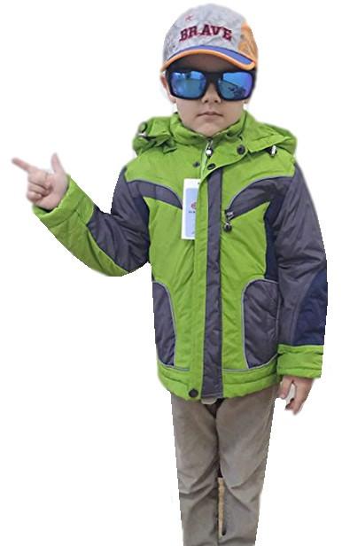 Куртки демисезонные детские