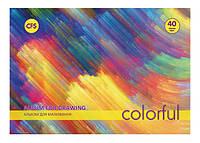Альбом для рисования на спирали Cool for school A4 40 листов CF60904-08