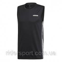 Футболка мужская adidas Design 2 Move 3-Stripes Tee DT3047