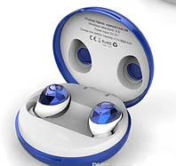 Беспроводные наушники Hopestar E6 Bluetooth Синие, фото 1