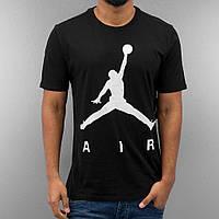 Футболка Jordan air logo   топ, фото 1