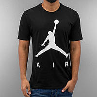 Футболка Jordan air logo | топ