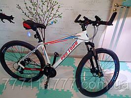 Велосипед горный Алюбайк 17/27,5 Suntour\Shimano Аltus, подседел с амортизатором Николаев