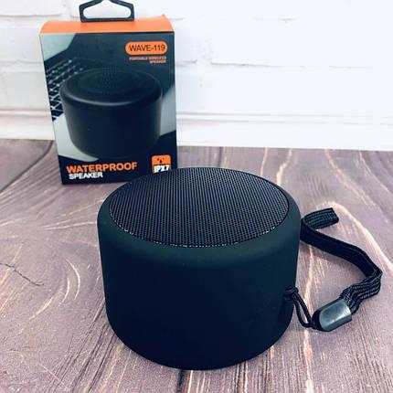 Портативная Bluetooth колонка Jedel-119 Черная, фото 2