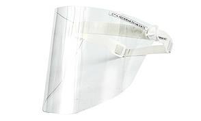 Щиток защитный VOREL 74459 прозрачный для лица