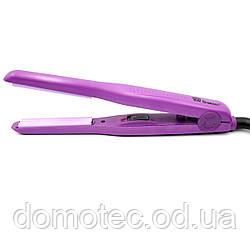 Щипцы для волос domotec MS 4904 (выпрямитель, прикорневое гофре)