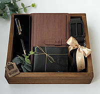 Подарунковий набір для чоловіка. Подарунок шефу, босу, начальнику, хлопцеві, другу, татові, улюбленому дідусеві.