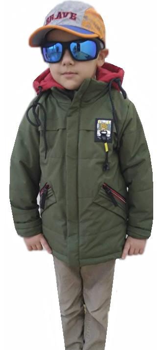 Куртка 2-6 лет