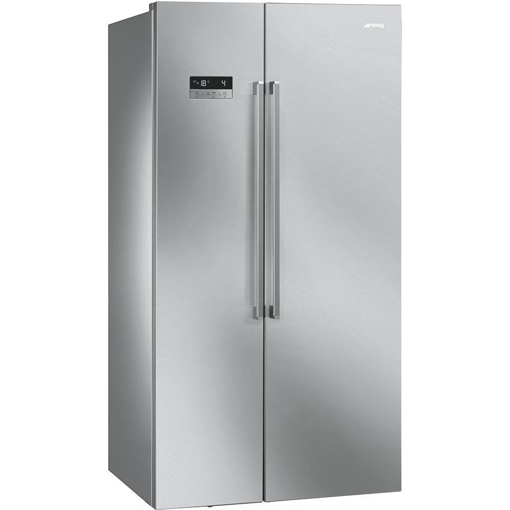 Холодильник SMEG SBS63XE Side-by-Side